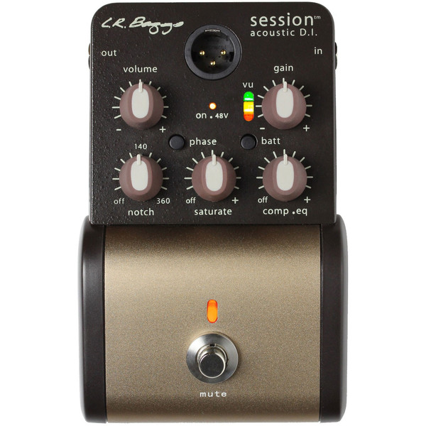 acoustic compressor effects pedals gear4music. Black Bedroom Furniture Sets. Home Design Ideas