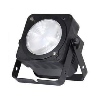 LEDJ Slimline 1T36 COB LED Par Can, Black Housing