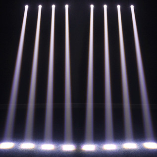 Equinox Slender Beam Bar White LED Light