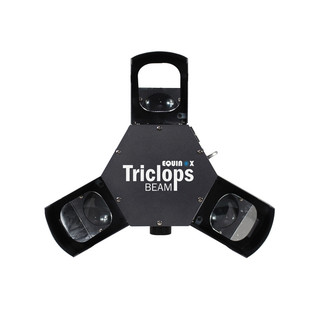 Equinox Triclops Beam LED Scanner