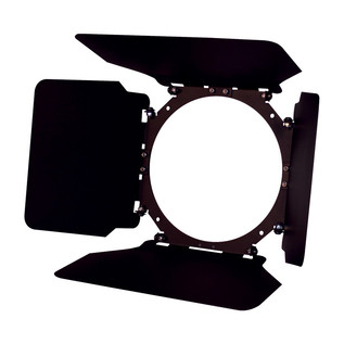 LEDJ Intense Barn Door/Gel Frame