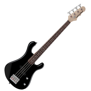 Dean Hillsboro Junior 3/4 Bass Guitar, Classic Black