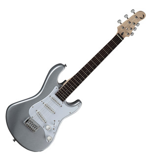 Dean Avalanche Mini Electric Guitar, Metallic Silver