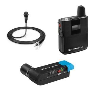 Sennheiser AVX-ME2 SET Professional Digital Lavalier Microphone Set