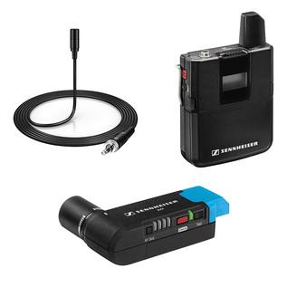 Sennheiser AVX-MKE2 Professional Digital Wireless Lavalier Microphone