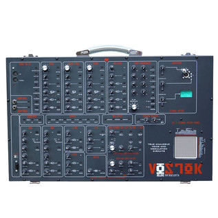 Analogue Solutions Vostok Deluxe Modular Synth with Matrix Patch Bay