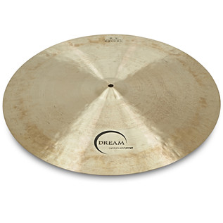 Dream Cymbal Contact Series 24'' Small Bell Flat Ride