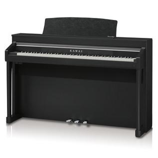 Kawai Concert Artist CA97 Digital Hybrid Piano, Premium Satin Black