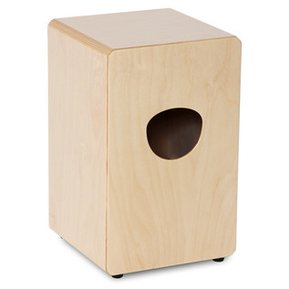 Sela Varios Pre Assembled Cajon with Removable Snare System, Blue