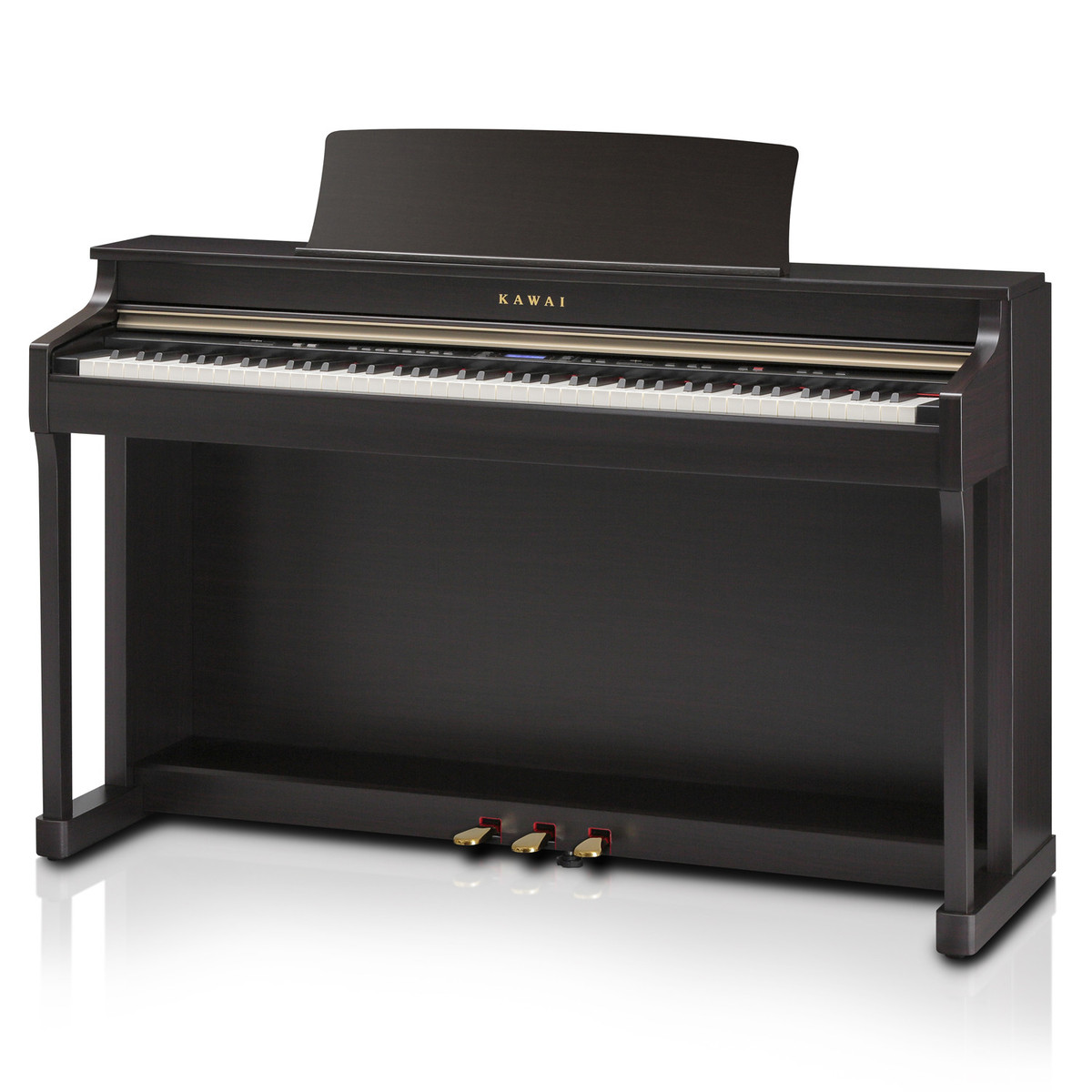 kawai cn35 digital piano premium rosewood at. Black Bedroom Furniture Sets. Home Design Ideas