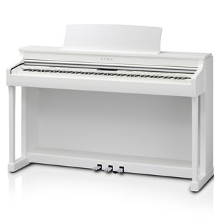 Kawai CN35 Digital Piano, Premium Satin White