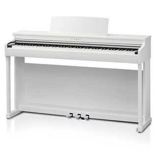 Kawai CN 25 Digital Piano, Satin White