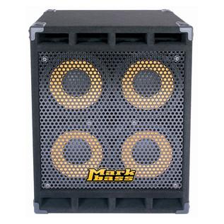 Markbass Standard 104HF-4 Bass Speaker Cab, 4 Ohms