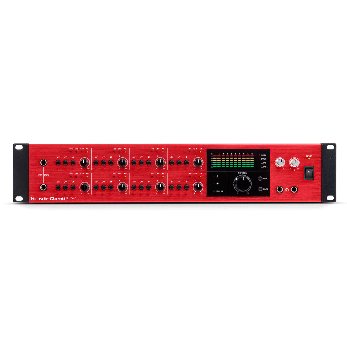Focusrite Clarett 4 Pre Thunderbolt Desktop 4 Mic Input With Isa Modelled Pre  s Audio Interface further Podcasting Basics Part 1 Voice Recording Gear in addition 9WB moreover Recording Pro Audio Home Recording Studio moreover 16C7. on thunderbolt audio interface focusrite