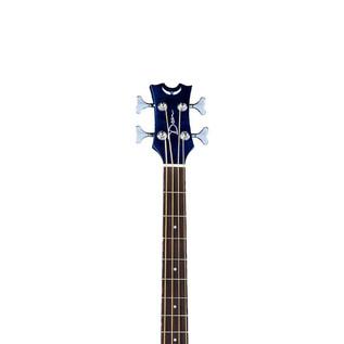 Dean Exotica Quilt Ash Electro Acoustic Bass w/Aphex, TBL