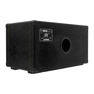 Orange OBC210-MINI 2x10 Bass Cab with Eminence Legends, Black