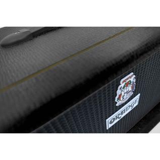Orange OBC210-MINI 2x10 Bass Cab with Eminence Legends, Black
