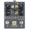 Caroline guitarra companhia Kilobyte Lo-Fi    Delay Pedal