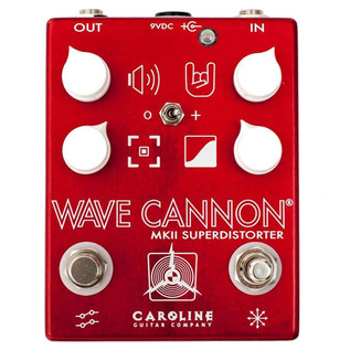 Caroline Guitar Company Wave Cannon MKII Super Distortion Pedal