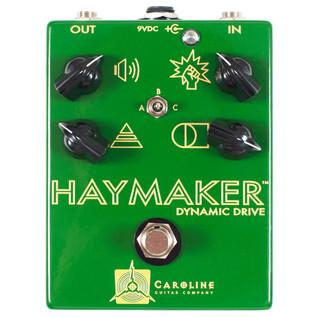 Caroline Guitar Company Haymaker Dynamic Drive Pedal