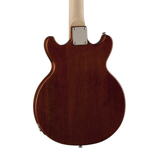 Dean Boca 12 String Electric Guitar, Trans Amber