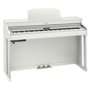 Roland HP603 Digital Piano, White