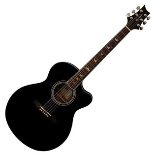 PRS SE Angelus A10E Electro Acoustic Guitar, Black
