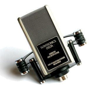 Sontronics Delta Phantom Powered Ribbon Microphone