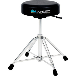 DW 9000 Series Airlift Round Top Throne