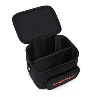 Orange Accessory Bag for Micro Terror and Bax Bangeetar