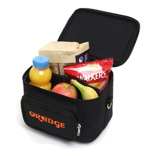 Orange Accessory Bag for Micro Terror and Bax Bangeetar