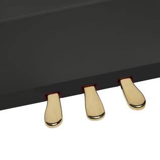 Roland HP605 Digital Piano, Polished Ebony