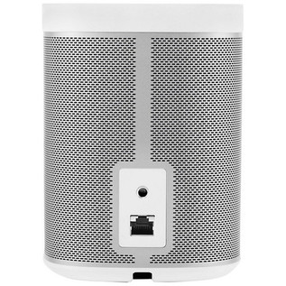 Sonos PLAY:1 Wireless Music System, White with Flexson Wall Mount