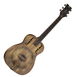 Dean Resonator Guitar, Heirloom Brass