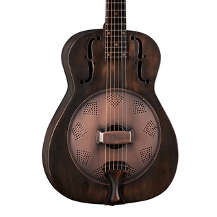 Dean Resonator Guitar, Heirloom Copper