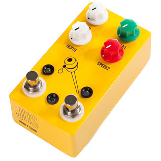JHS Pedals Honeycomb Deluxe Dual Speed Tremolo Pedal