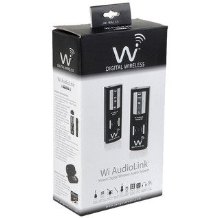 Wi Digital WI-ALP55 Stereo Digital Wireless Audio Monitoring System