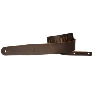 Richter 1136 RARE Raw II Guitar Strap; Used Brown