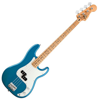 Fender Standard Precision Bass, MN, Lake Placid Blue