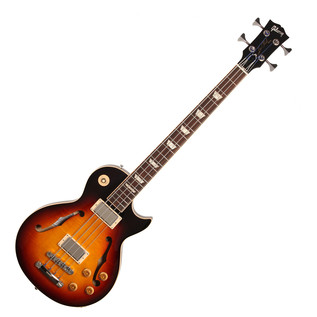 Gibson 2015 ES-Les Paul Bass Guitar, Faded Dark Burst