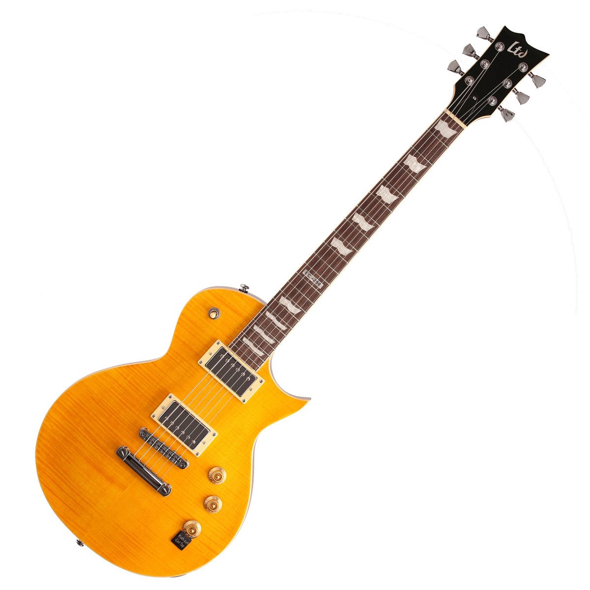 esp ltd ec 256 electric guitar lemon drop at. Black Bedroom Furniture Sets. Home Design Ideas