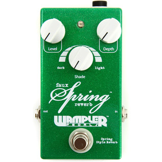 Wampler Faux Spring Reverb Pedal