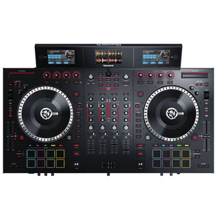 Numark NS7 III 4 Deck Serato Controller with Color Screens