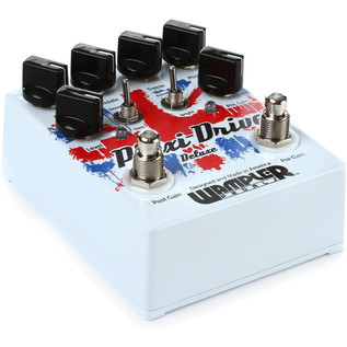 Wampler Plexidrive Deluxe Overdrive Pedal
