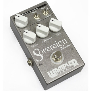 Wampler Sovereign Distortion Pedal