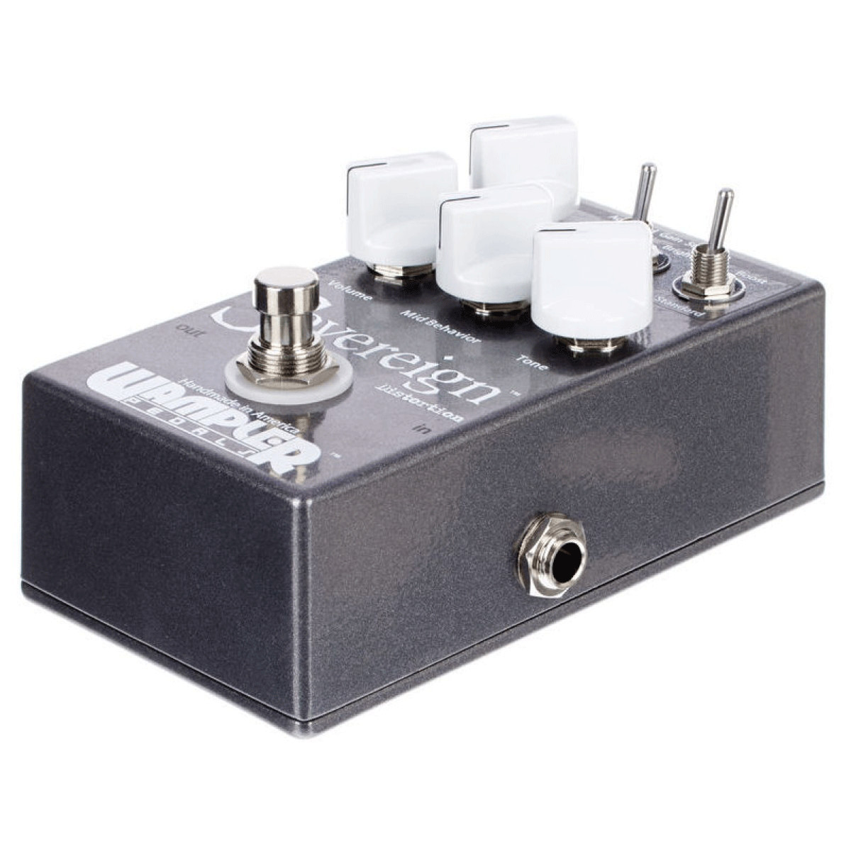 Wampler Sovereign Distortion Pedal at Gear4music.com