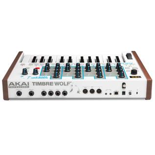 Akai Timbre Wolf Analog 4-Voice Polyphonic Synthesizer
