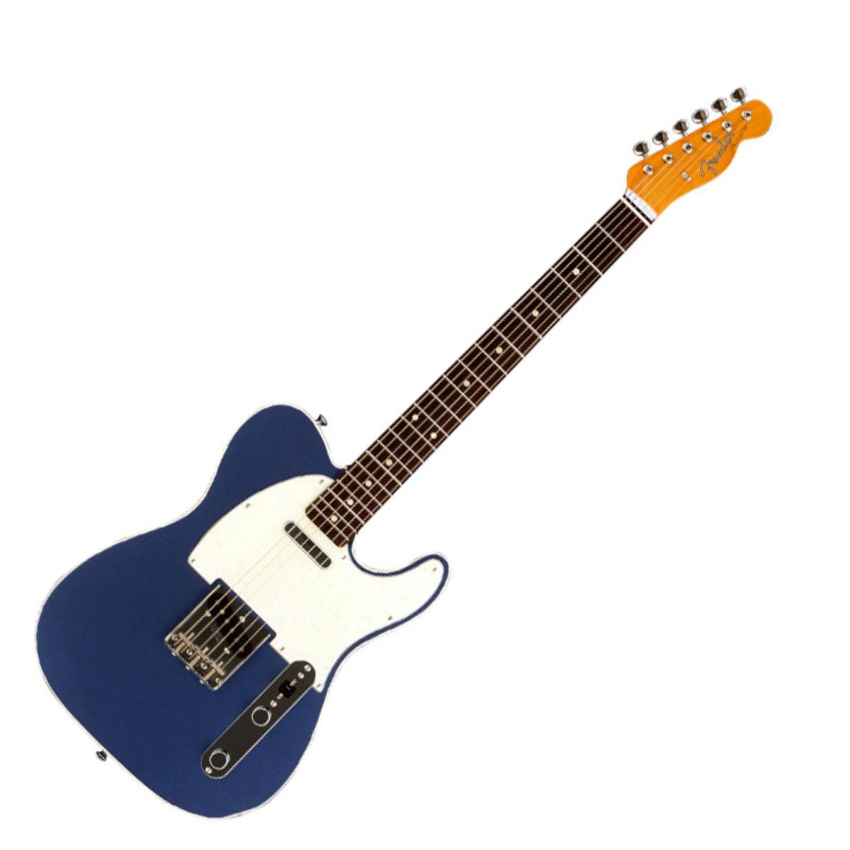 fender fsr 62 telecaster electric guitar lake placid blue at. Black Bedroom Furniture Sets. Home Design Ideas