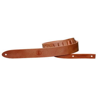 Richter 1132 RARE Raw I Guitar Strap, Saddle