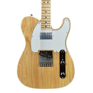 Fender FSR 66 Bound Telecaster Electric Guitar, Natural